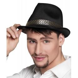 Chapeau Popstar noir