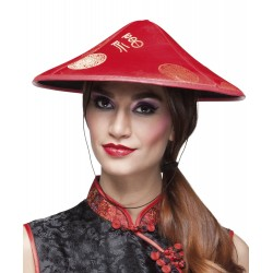 Chapeau chinois Fille