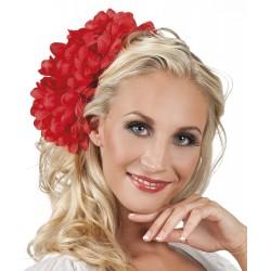 Grande fleur pour cheveux