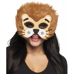 Demi masque lion
