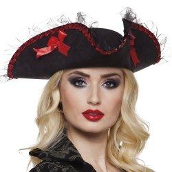 Chapeau pirate fille
