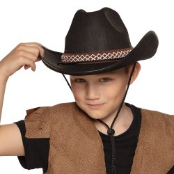 Chapeau cow boy enfant