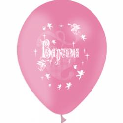 Ballons imprimés sur 1 face Bapteme