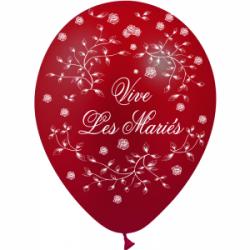 Ballons imprimés mariage 360° BORDEAUX