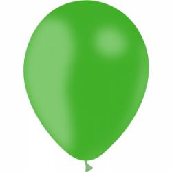 Ballons 30 cm Vert,Vert foncé et Vert anis