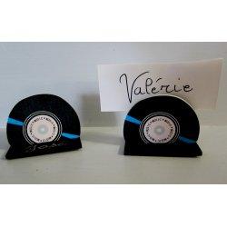 Porte nom Disque Vinyl
