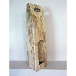 Boîtes cadeau pour 1 bouteille wood