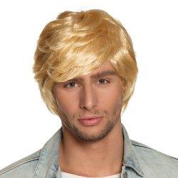 Perruque années 60 blond
