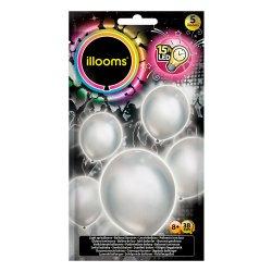 Ballons led blanc