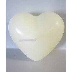 Bougies coeur flottante