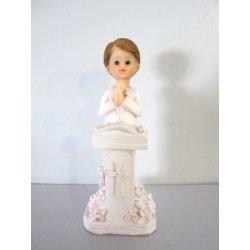 Figurine communiant Garçon -Autel