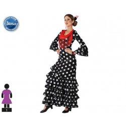 Déguisement flamenco noire