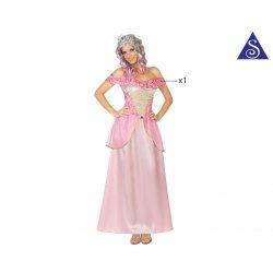 Princesse de conte rose
