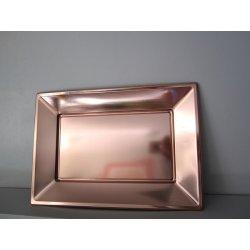 Plats rectangle 32 x 23 Rose-gold