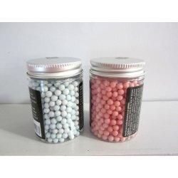 Perles de sucre Roses ou Bleues